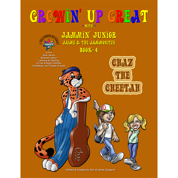 Chaz-Woo Book Covers